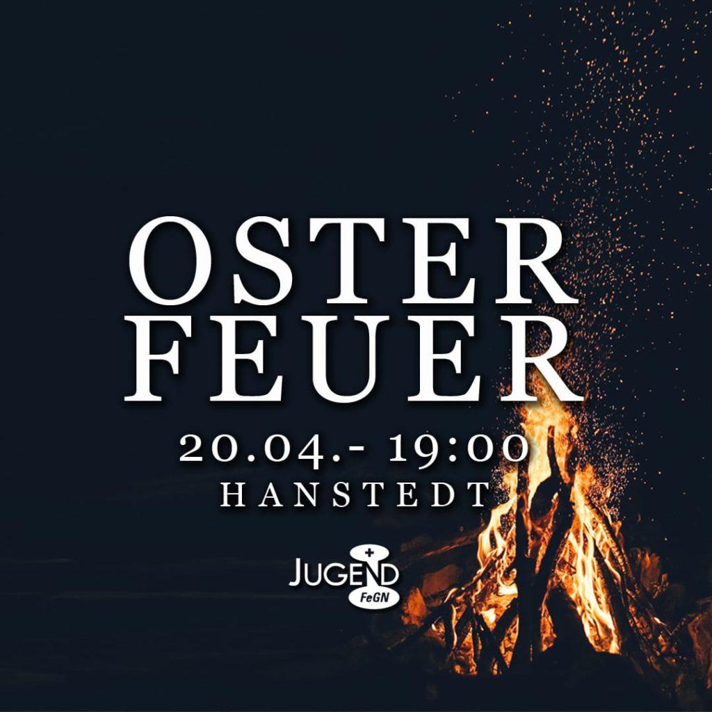 FegN Osterfeuer Hanstedt
